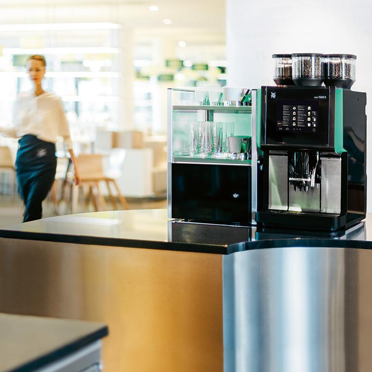 Wmf 1500s Espresso Coffee Machine