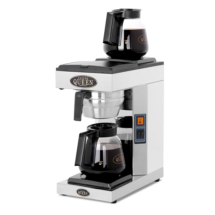 Coffee Queen Double Plate Filter Machine