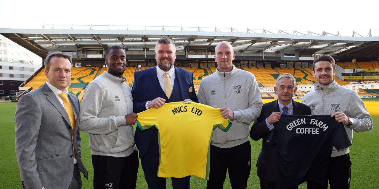 New Partnership With Norwich City Football Club
