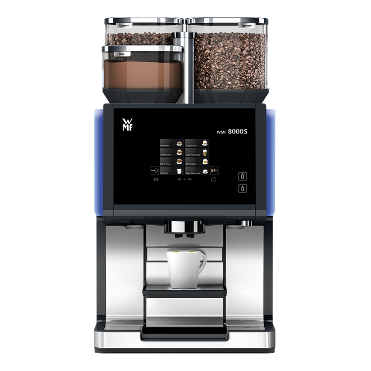 WMF 8000S Coffee Machine