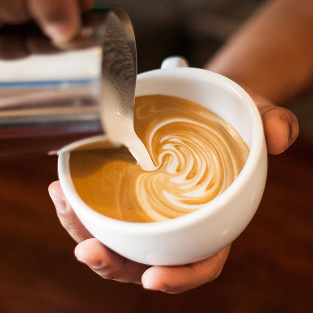 Latte Art Classes