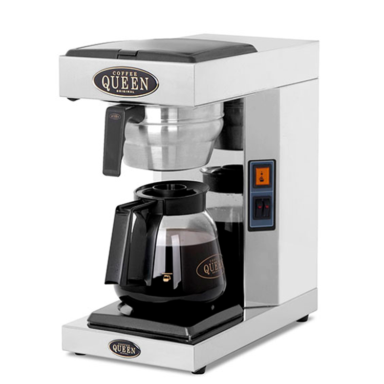 Coffee Queen Single Plate Filter Machine