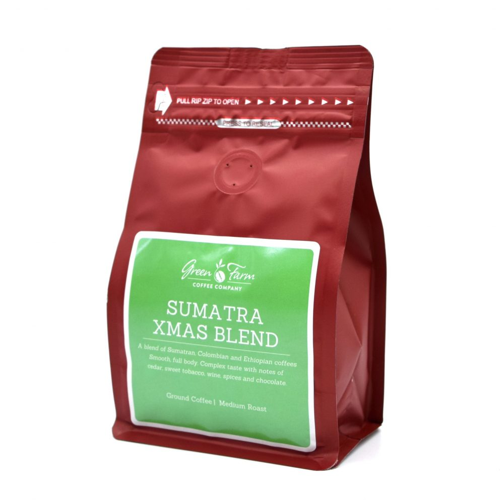 Sumatra Christmas Coffee