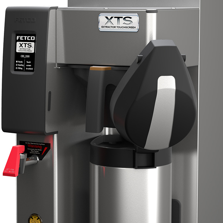 Fetco 2131 Filter Coffee Machine