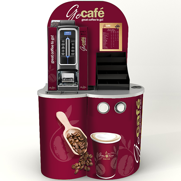 Petrol Station Coffee Machines