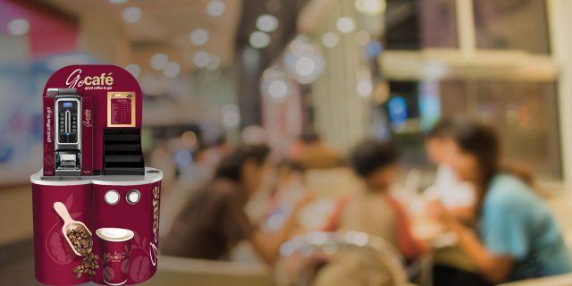 Retail Coffee Stations
