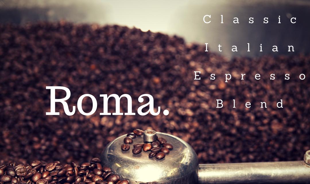Roma Espresso Recipe