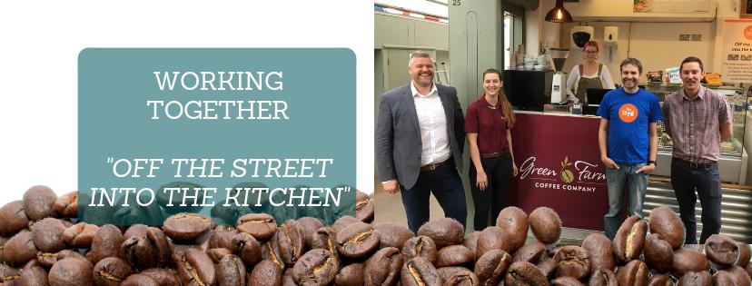 The Feed – Coffee & Training Partnership