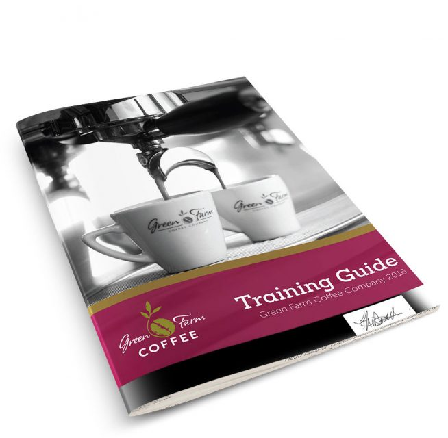 Coffee Training Guide