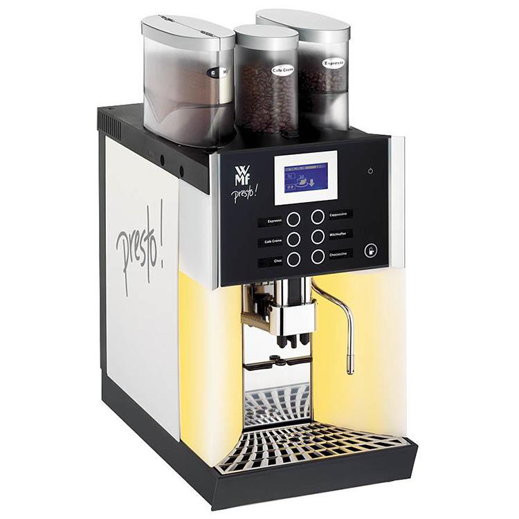 Wmf Presto Coffee Machine Push Button Coffee Machine