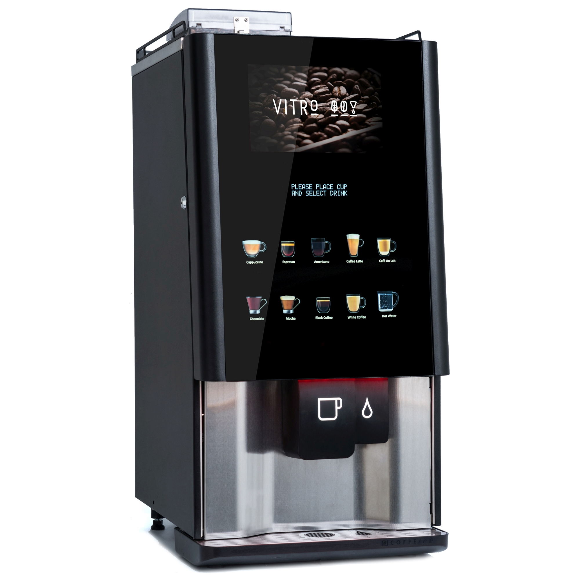 Vitro X4 Coffee Machine