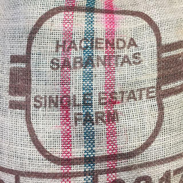 coffee bean sack