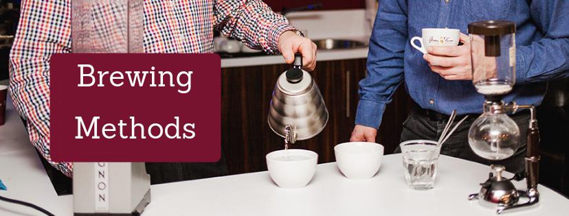 Brewing Coffee Methods