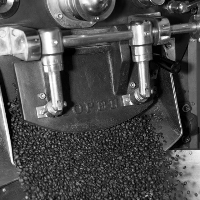 coffee roasting norwich
