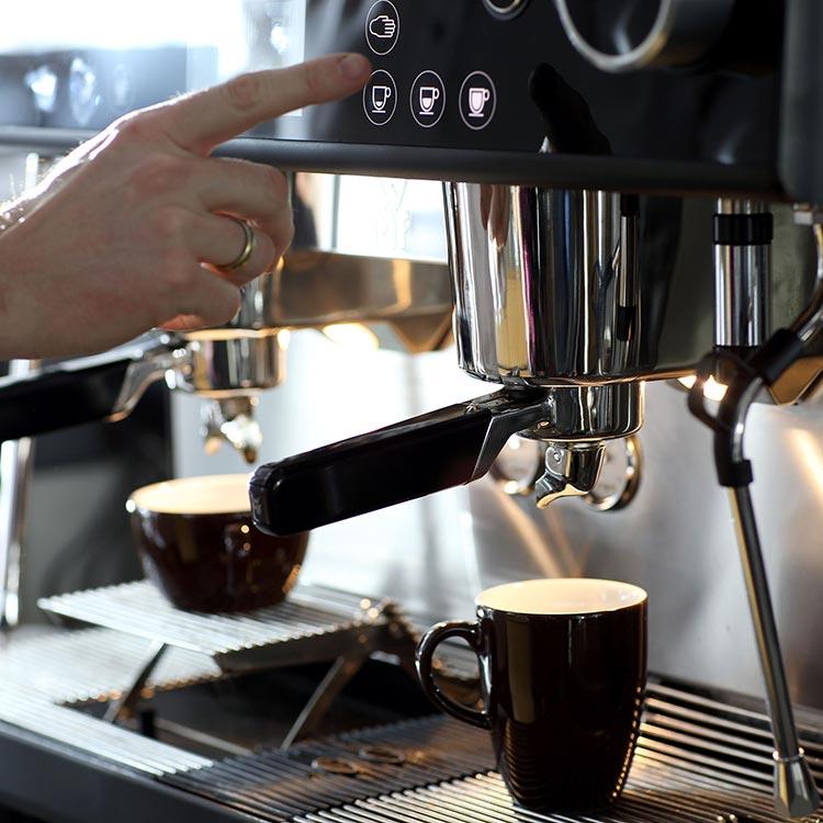 WMF Espresso Coffee Machine - Hybrid Commercial Espresso ...