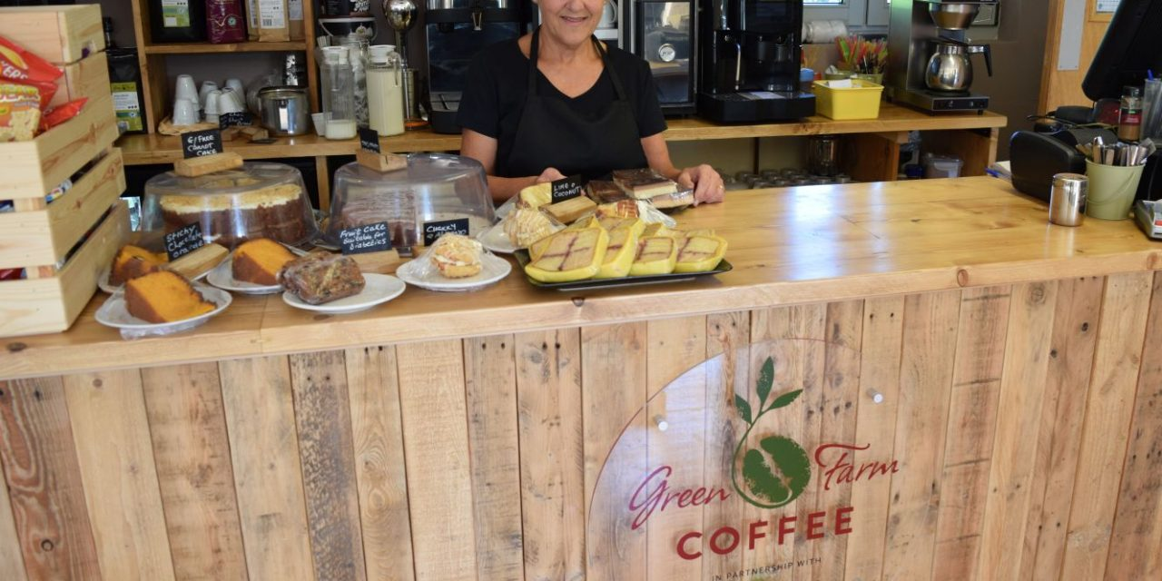 GreenFarmCoffee Branded Cafe At Fairhaven Woodland And Water Gardens