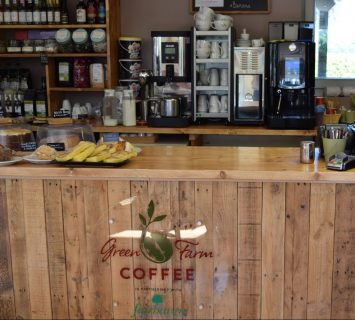 Bean to Cup Coffee Machines at Fairhaven Woodland and Water Gardens