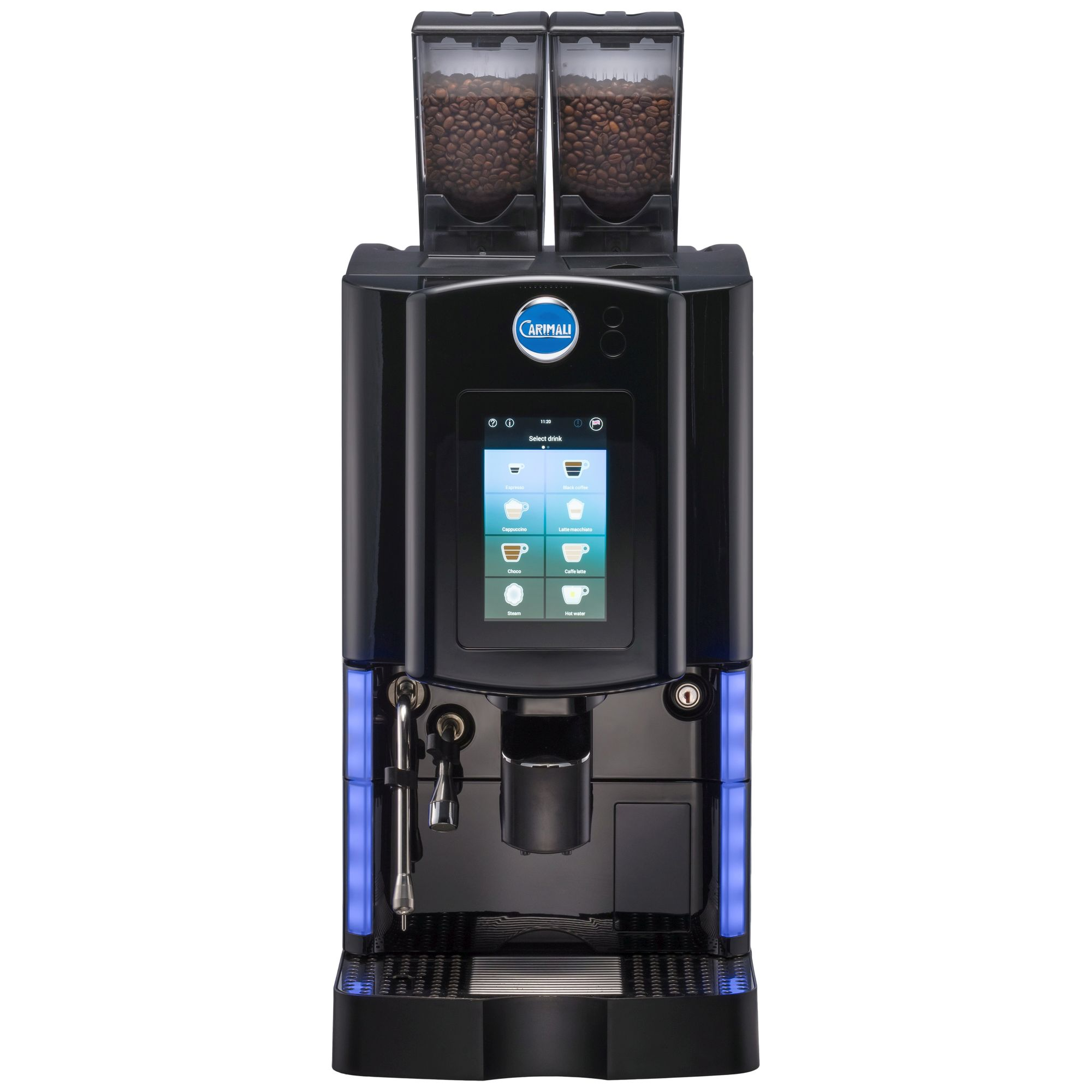 GF-Optima Bean To Cup Machine