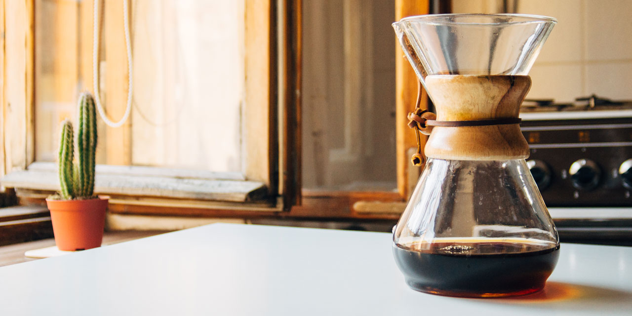 How To Make The Perfect Chemex