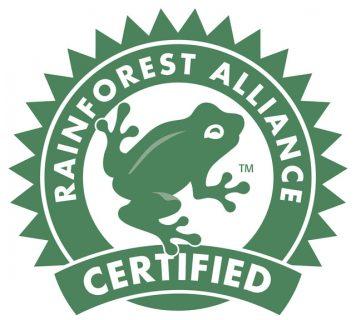 Logo Rfa Green Farm Coffee Company