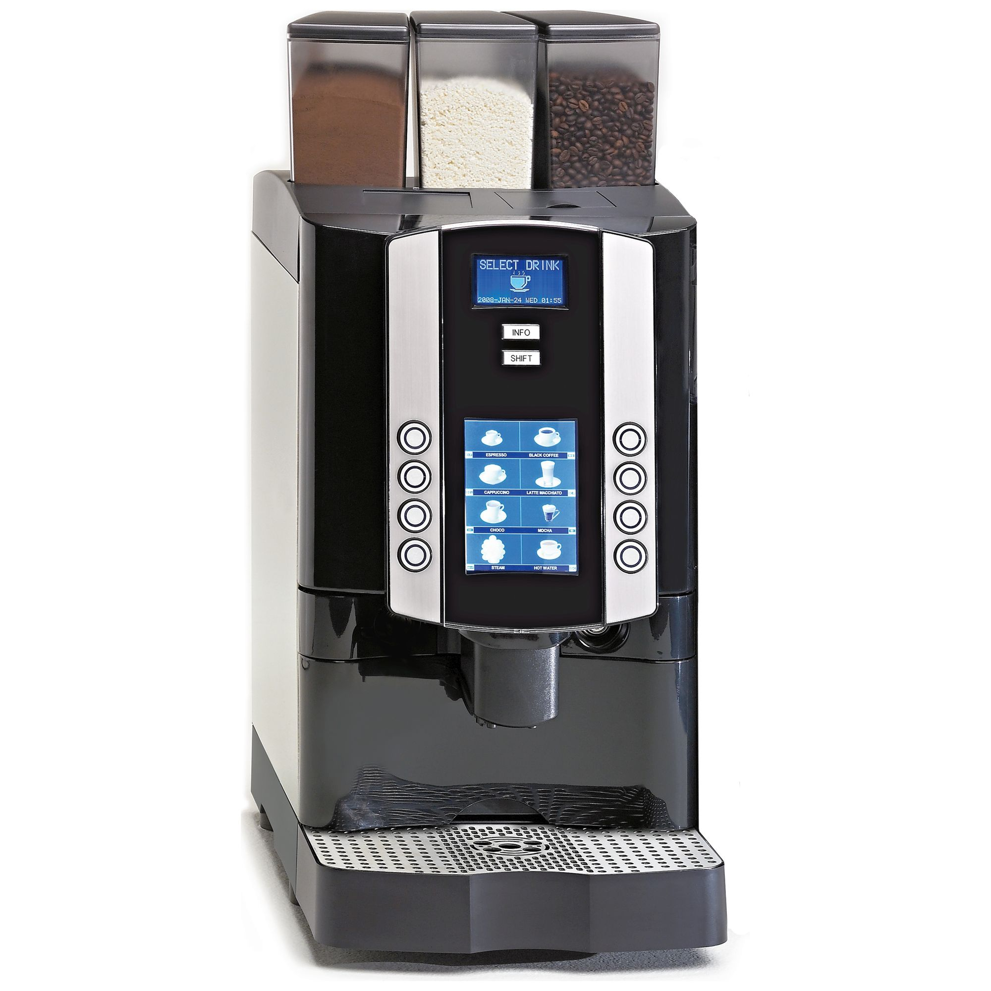 GF-X3 Bean To Cup Machine