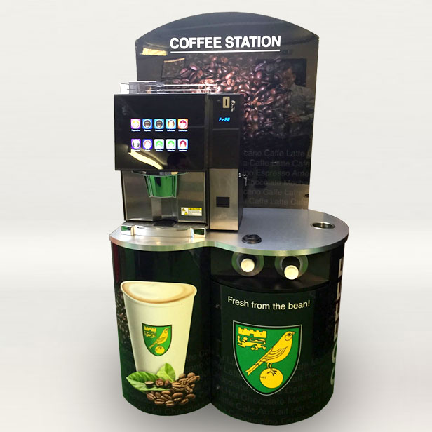 Norwich City Football Club Coffee