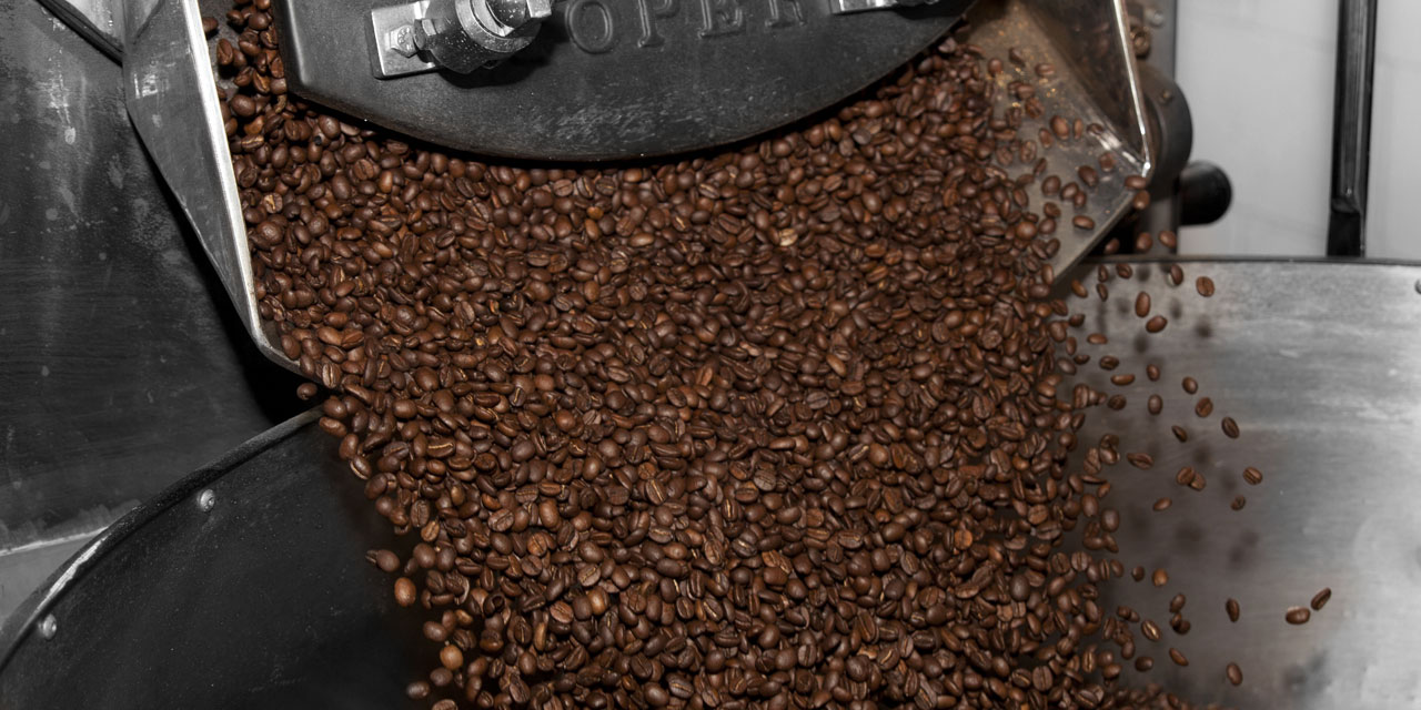Coffee Roasting Norfolk