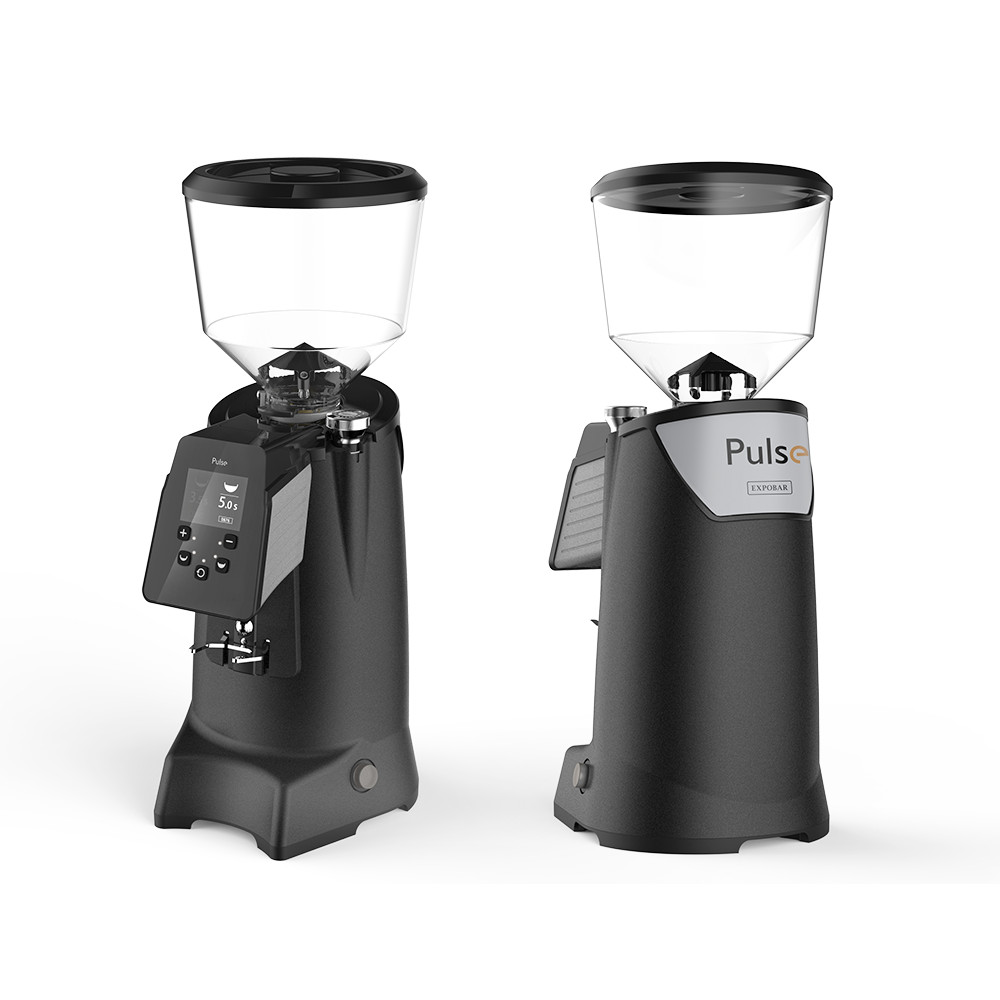 pulse on demand grinder