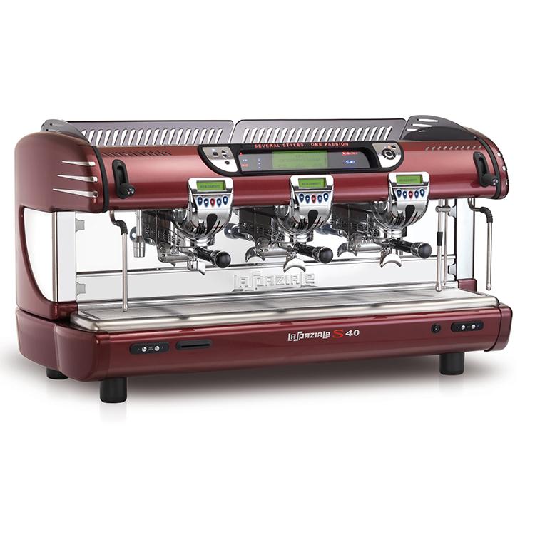 La Spaziale S40 Seletron Espresso Machine