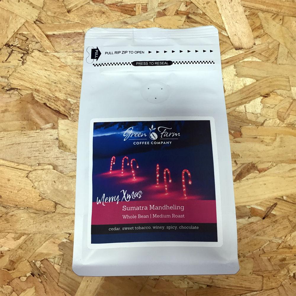 Sumatra Mandheling Xmas Coffee