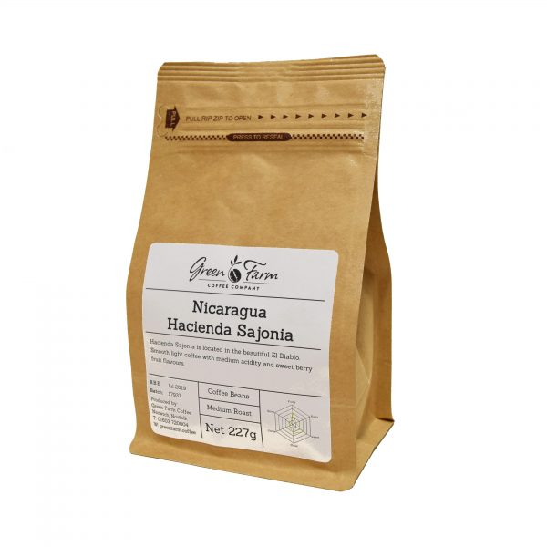 Nicaraguan Single Origin Coffee